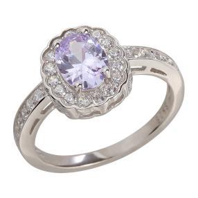 Ring 925 Sterling Silber Zirkonia
