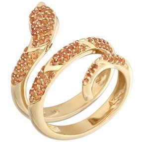 STAR Ring 585 Gelbgold Saphir