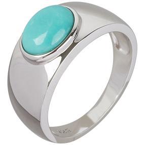 Ring 925 Sterling Silber Campitos Türkis