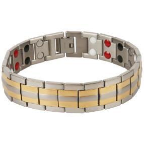 Armband Titan, bicolor