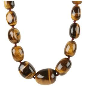 Collier Tigerauge