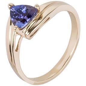 Ring 585GG Tansanit