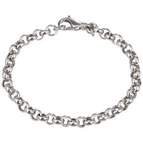 Erbsarmband 950 Silber