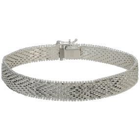 Riccio-Armband 950 Silber
