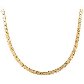 Königskette 333 Gelbgold