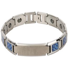Armband Wolfram, Carbon