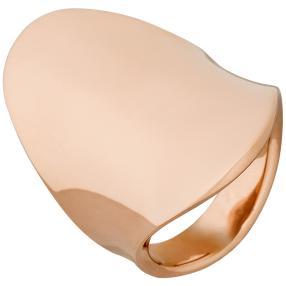 Ring Bronze rosévergoldet