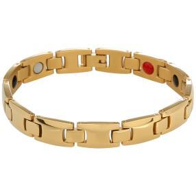 Armband Titan, vergoldet