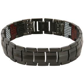 Armband Titan schwarz