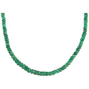 Collier Smaragd