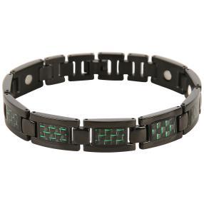 Armband Titan, Karbon