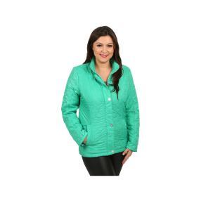 KIRSTEN Damen-Steppjacke 72 cm, grün