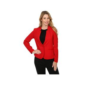 TOM CROWN Damen-Blazer, rot