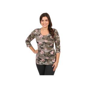 Rössler Selection Damen-Shirt, Rundhals
