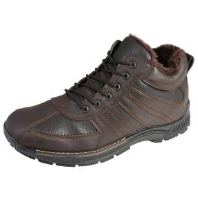 Norway Originals Herren Boot dunkelbraun