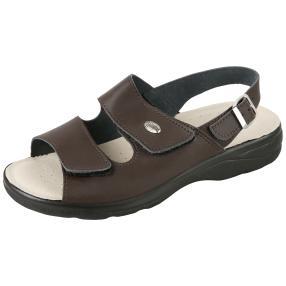 Sanital Light Leder Sandale