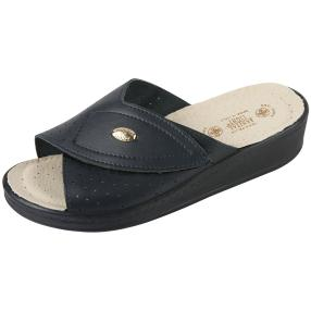 Sanital Light Damen-Leder-Pantolette