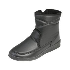 PANTO FINO Damen-Boots Petra , schwarz