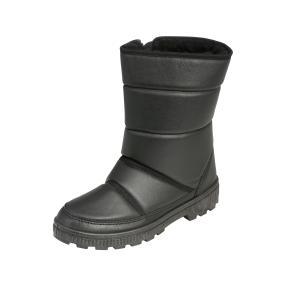 PANTO FINO Damen-Boots Alaska, schwarz