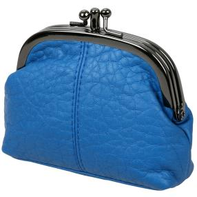 DONNA Damenbörse Knipser, blau