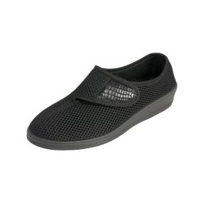 Comando by PANTO FINO Damen Slipper, schwarz