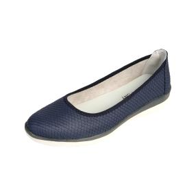 TOPWAY COMFORT Damen Slipper, navy