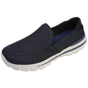 SPROX Herren Slipper Soft Touch lightweight, navy
