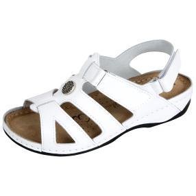 Dr. Feet Damen-Leder-Sandalen