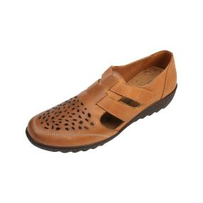 Dr. Feet Damen Nappa Lederslipper