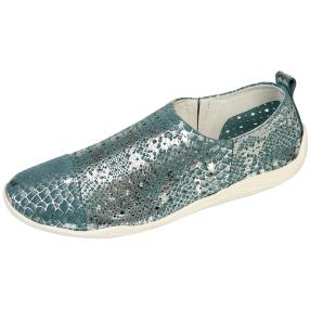 SANITAL LIGHT Damen-Leder-Slipper Vipera