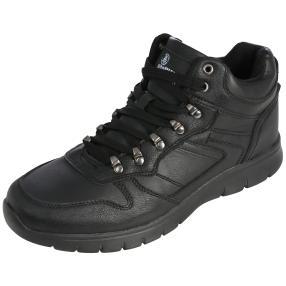 NORWAY ORIGINALS Herren-Boots, schwarz
