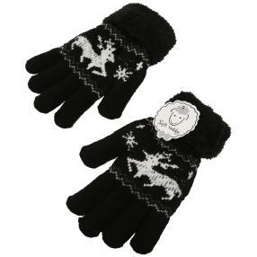Antonio Kinder-Handschuhe Teddyplüsch