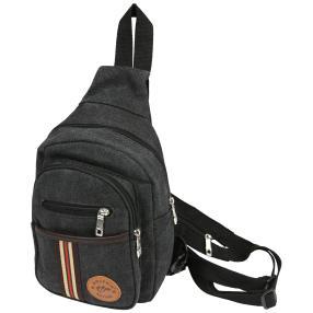 DOLPHIN NATURE Bodybag, schwarz
