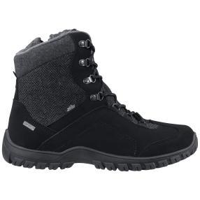 Lico COMFORTEX-Boots Henna, schwarz