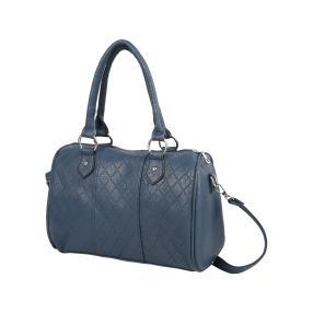 dariya bags Handtasche, dunkelblau