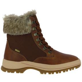 Lico Damen-COMFORTEX-Boots Inari, braun