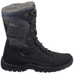 Lico COMFORTEX-Damen-Boots Maike, schwarz
