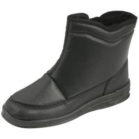 PANTO FINO Damen-Boots, schwarz