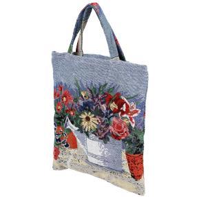 Gobelin Tasche Blumen