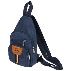 DOLPHIN NATURE Bodybag, blau