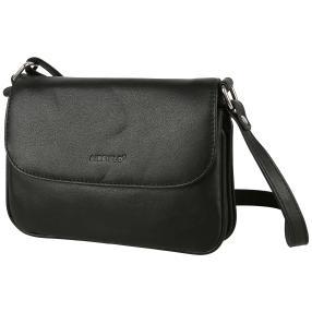 AiRFiELD Vollnappa Tasche, schwarz