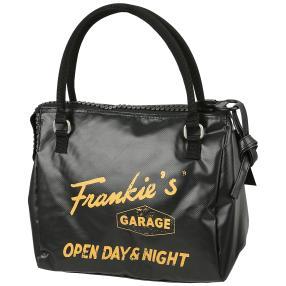 Frankie`s GARAGE Bowlingbag, schwarz