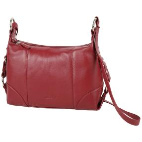 AiRFiELD Vollnappa Tasche, berry