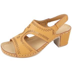 Damen Sandaletten, camel