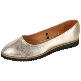 TOPWAY Damen-Slipper, gold