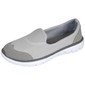 TOPWAY FLEX FOAM Damen Slipper, grau