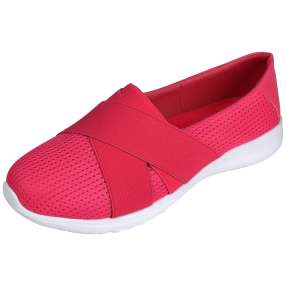 TOPWAY FLEX FOAM Damen-Slipper, fuchsia
