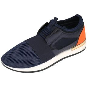 D.T. New York Damen Sneakers, navy