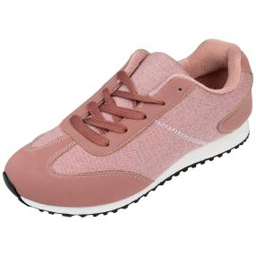 D.T. New York Damen Sneakers, altrosa