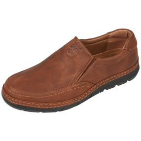 NORWAY ORIGINALS Herren-Slipper LW, braun